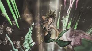 Ariel's Cove by Halfwraith