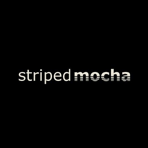 Striped Mocha