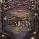 Enchanted Lady Garden: The Last Unicorn
