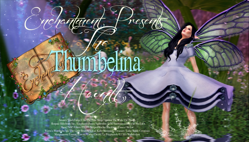 Thumbelina HUNT