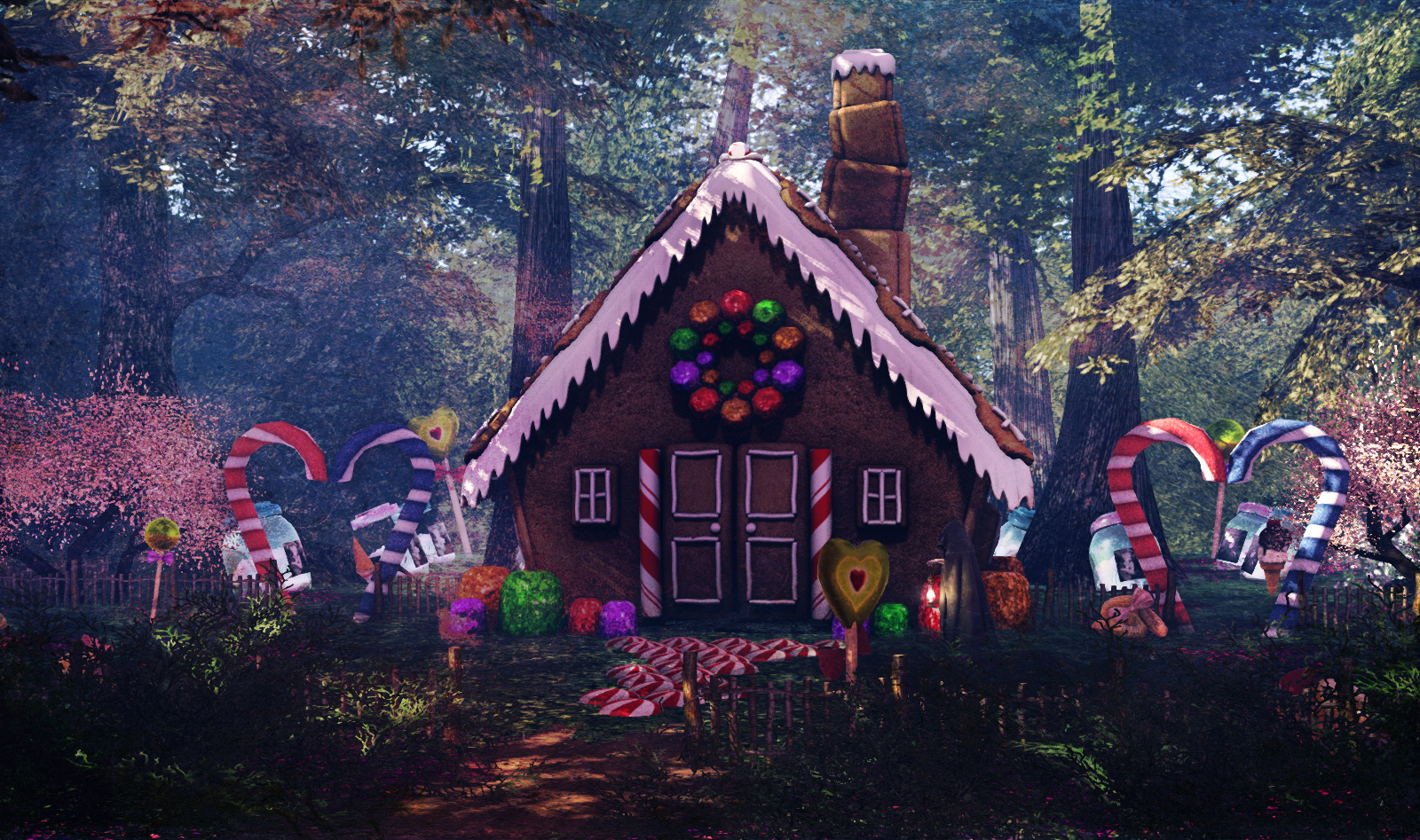 Enchantment presents hansel gretel enchantment - Hansel home ...