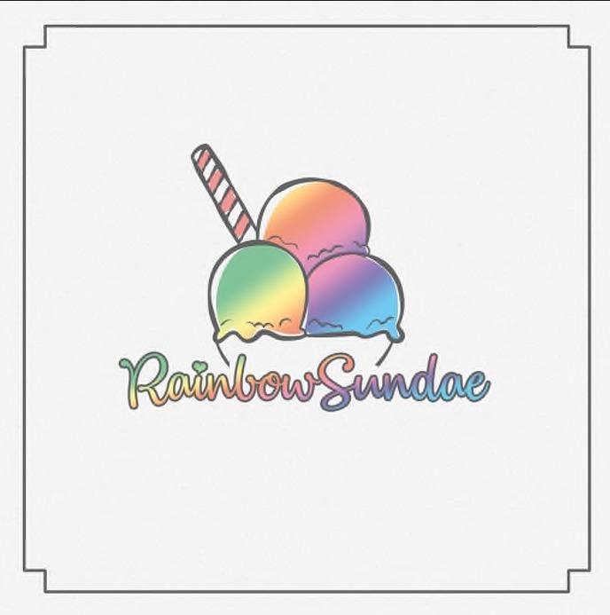 Rainbow Sundae